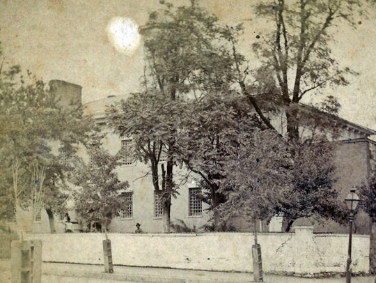 The Old Jail at North Second and East King streets