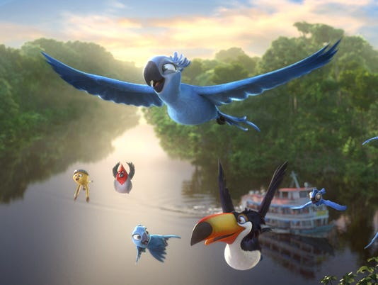Film Review Rio 2