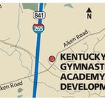 Kentucky Gymnastics Academy has grown to about 350 students at its facility on Stanley Gault Parkway.