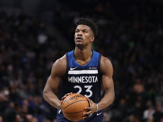 Sixers given less than five percent chance to sign Jimmy Butler