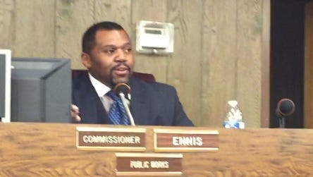 Millville City Commissioner David Ennis said he is under coordinated attack for multiple reasons, including calling for a change in the city's form of government.