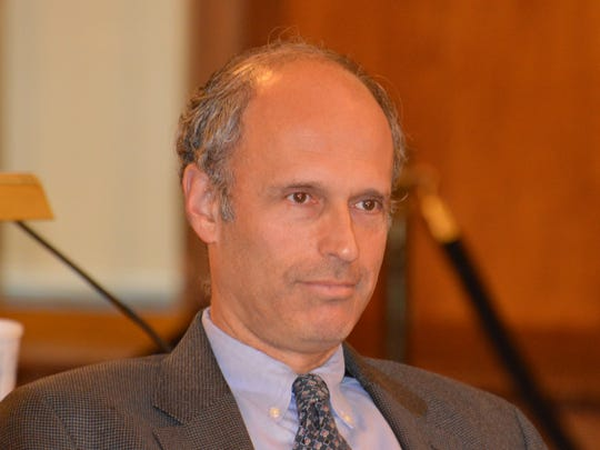 County Legislator David Gelfarb, R-Rye Brook, says the master plan won't allow the lengthening of airport runways, which will curb expansion.