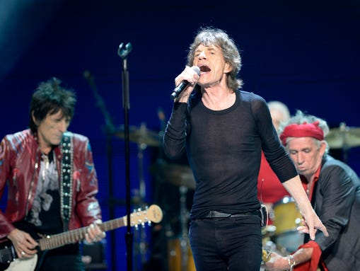 The Rolling Stones Perform The Final Show Of The U S