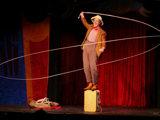 Leapin' Louie will perform at Oregon Ag Fest this weekend at the Oregon State Fairgrounds.