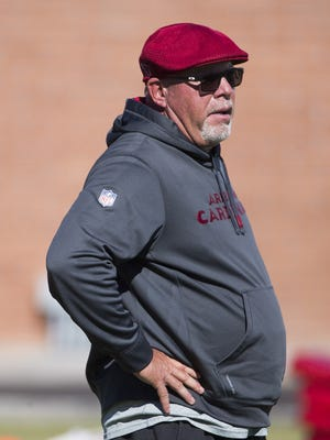 Cardinals coach Bruce Arians believes poor tackling contributed to last season's 7-8-1 record, the first losing season in his four-year tenure.