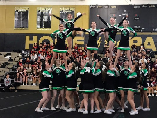 Pascack Valley unites to throw their biggest trick