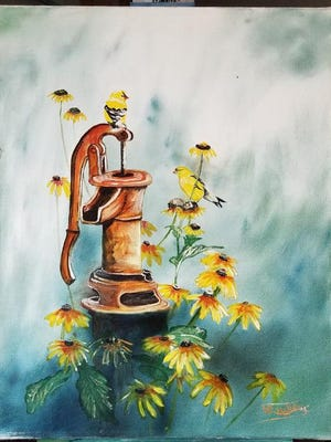 The Hansen Museum in Logan will hold two Joy of Painting Classes in late June.