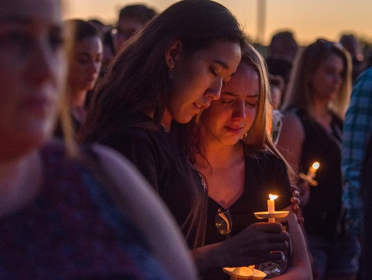 Florida Vigil School Shooting