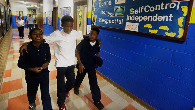 St. Catherine Catholic School, at 2647 N. 51st St., might have closed as an urban church if not for financial support through the voucher program. Now it's a leading school in the Seton Catholic Schools turnaround effort.