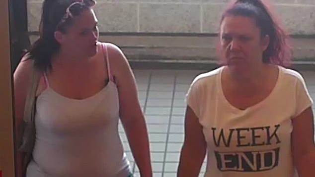 Springettsbury Township Police are looking for these two women in connection with a retail theft at the Giant, 2415 E. Market St. on Aug. 20.