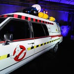 NEW ORLEANS, LA - FEBRUARY 02:  Ghostbusters were part of the 80s theme at the Tenth Annual Leather & Laces Super Bowl Party on February 2, 2013 in New Orleans, Louisiana.  (Photo by Erika Goldring/Getty Images for Leather & Laces)