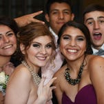 McNary High School students celebrated the past during their As Time Goes On themed prom at the Keizer Civic Center on Saturday April 25.