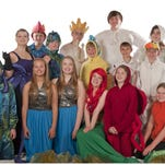 """The American Academy of Performing Arts will put on a one-act stage performance of """"The Little Mermaid"""" this weekend, June 6-7."""