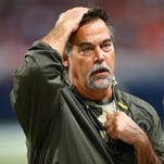 Lions' next foe: Rams' offense bad, but Jeff Fisher sees improvement