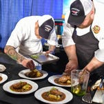 Sample local restaurants during statewide cooking competition