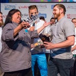 Lafayette chef named seafood royalty at cooking competition