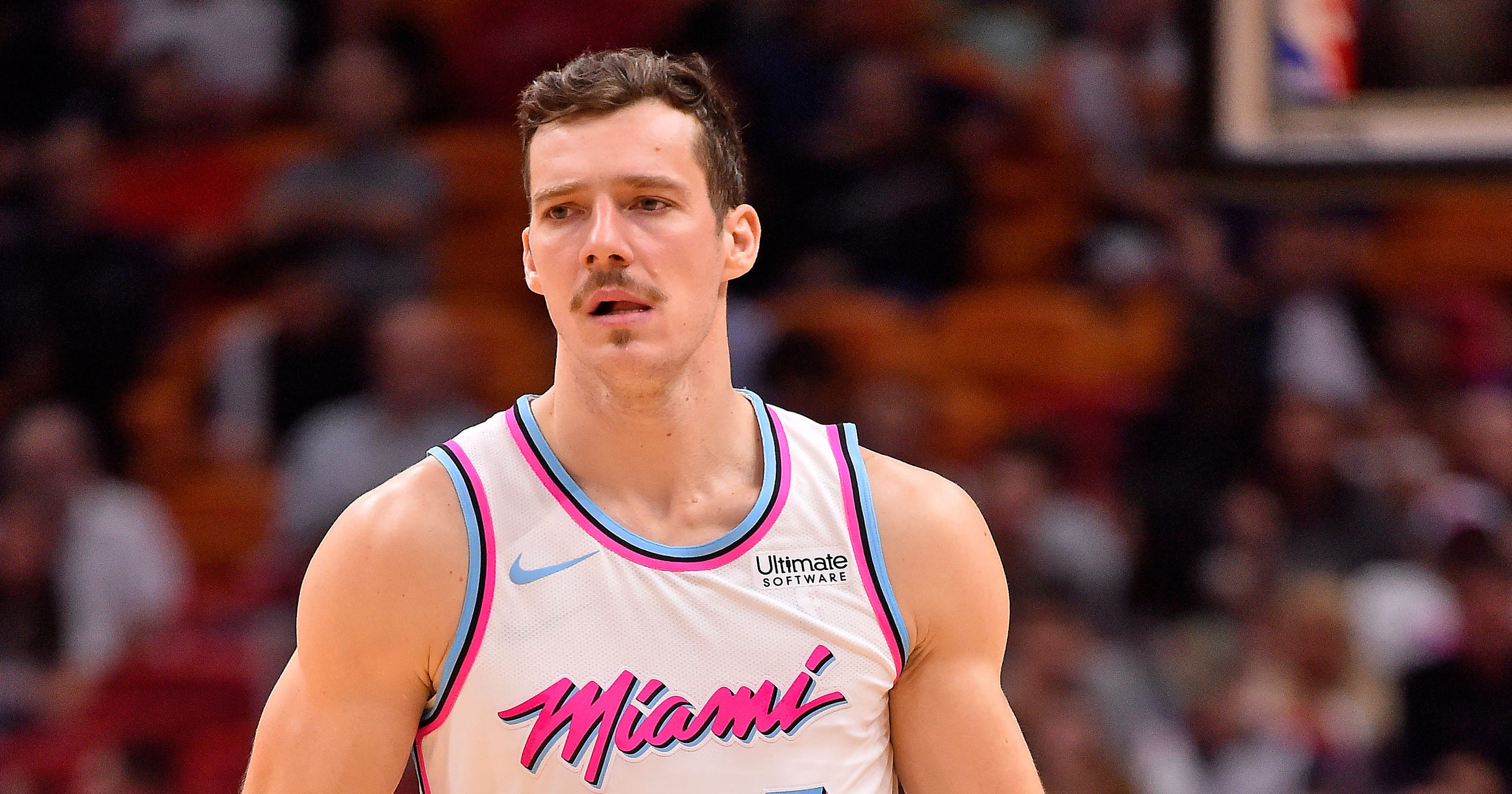 533d94782 Heat s Goran Dragic to replace injured Kevin Love in NBA All-Star Game