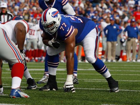 NFL: New York Giants at Buffalo Bills