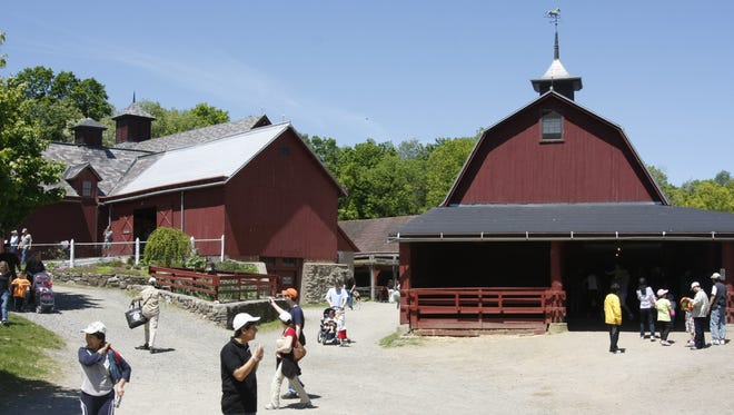 Muscoot Farm in Somers.
