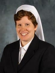 Sister Cecilia Joy
