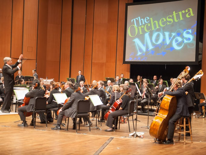 Lansing Symphony Orchestra participates in Carnegie