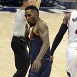 Shooting guard J.R. Smith has rewarded the Cleveland Cavaliers' faith with hot-shooting performances.