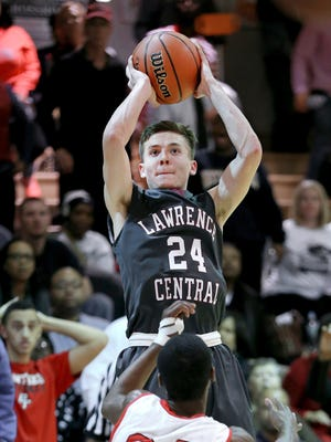 Kyle Guy of Lawrence Central is one of the Midwest's top players.