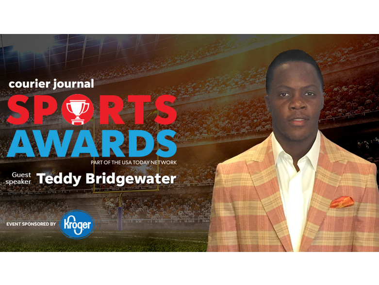 Celebrate the region's top high school athletes and hear guest speaker Teddy Bridgewater.