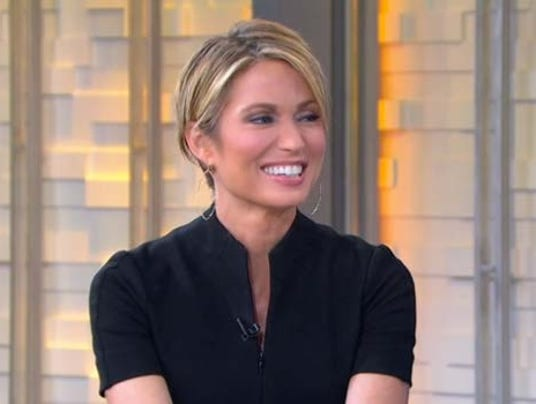 Good Morning America Stories Today : Amy robach takes control of her hair