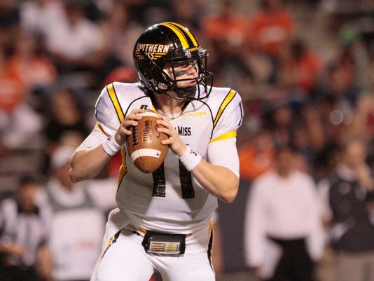 Southern Miss UTEP Football