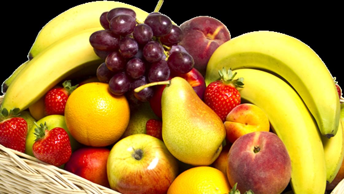 Foodesign Fresh Fruit Basket: Basket Of Fresh Fruit