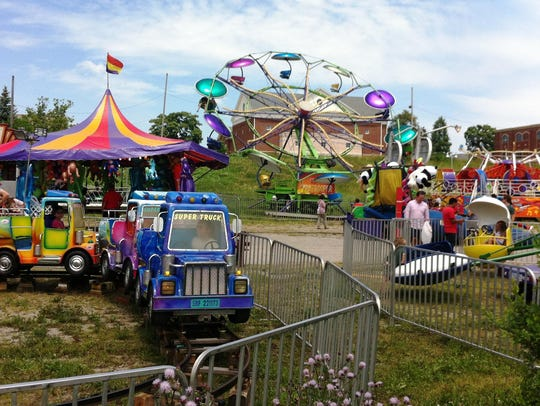 Fun, food and exciting carnival rides return to Northville