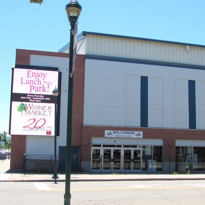 The potential sale of Elmira's First Arena is still