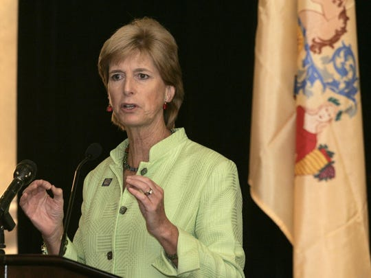 Carl Golden wrote the speeches for Govs. Christie Todd Whitman and Tom Kean at the annual Legislative Correspondents' dinners.