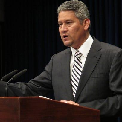 Pennsylvania's top elections official, Secretary of