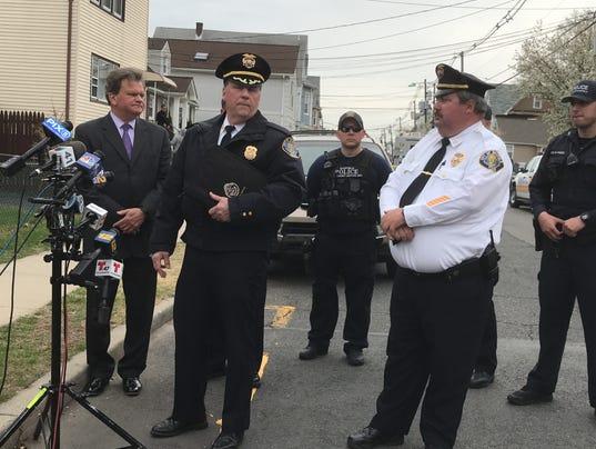 Garfield police press statement