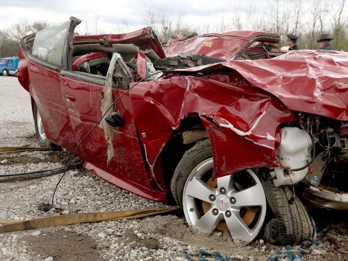Silt Car Crash