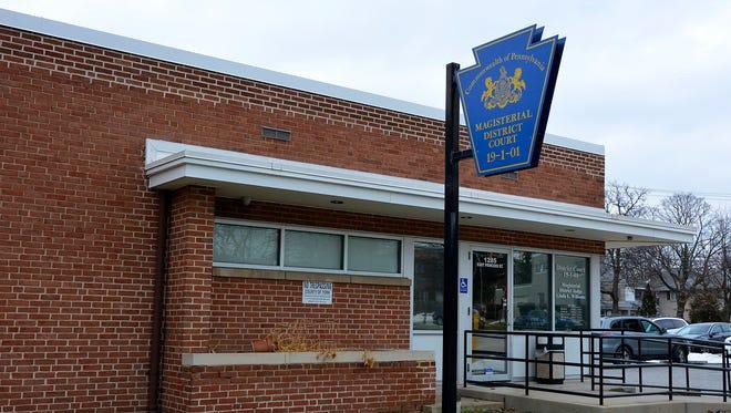 District Justice Linda Williams office, 1285 E. Princess St.