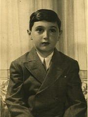Mervyn Bregstein, 8, was another child who died in