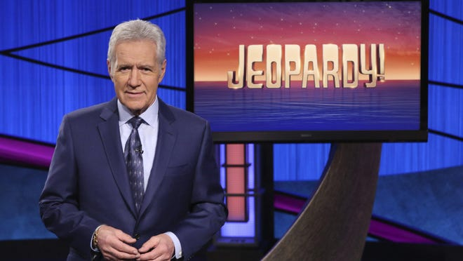 "Alex Trebek, host of the game show ""Jeopardy!"" died Sunday at the age of 80."