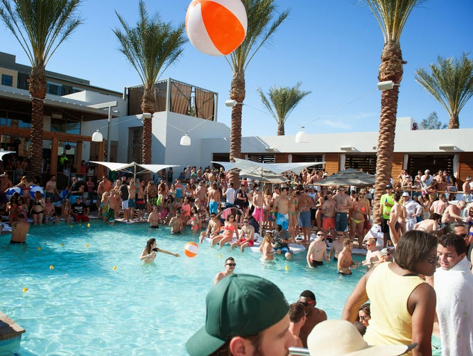 Make A Splash At 5 Pool Parties Around Phoenix