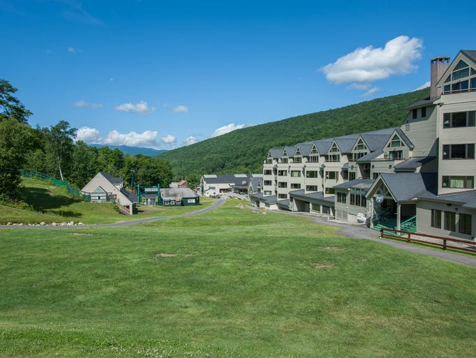 The Mountain Club On Loon Room