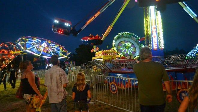 This year's Kenton County Fair and Horse Show runs July 13-18.