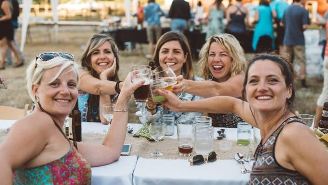 Fortified Collaborations will host several farm dinners again this summer.