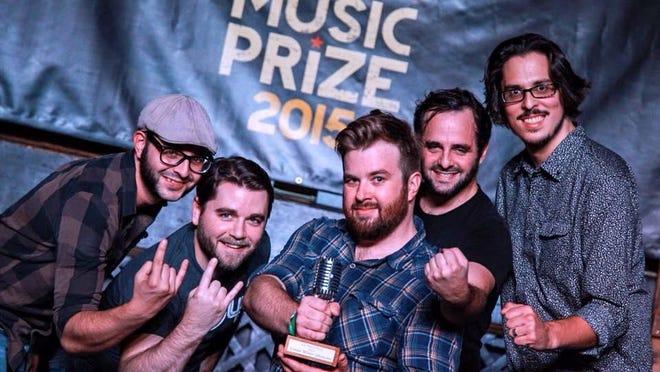The Breton Sound was the 2015 Louisiana Music Prize winner.