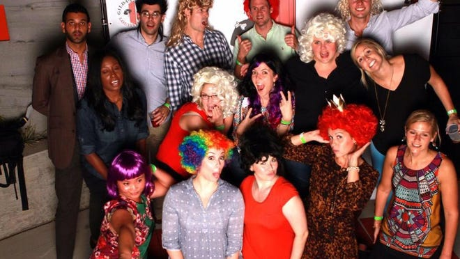 Wigs on Tap at Copper & Kings is Thursday
