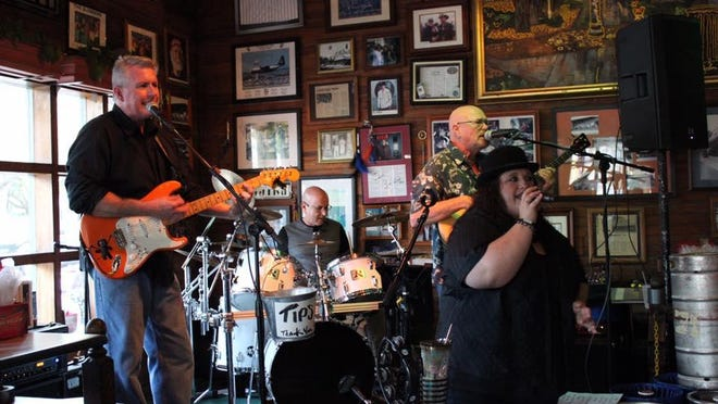 Cristi Dees Bad Juju will perform at 6:30 p.m. Wednesday at Hub Stacey's Downtown.