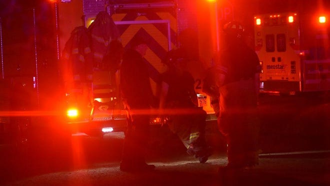 Police in Chesterfield Township are investigating a crash that left a 44-year-old male cyclistdead Tuesday night.