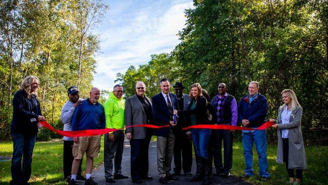 Michigan officials are taking applications for the fifth round of funding to support work along the Iron Belle Trail.