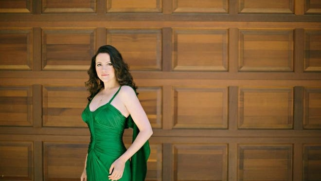 'I'm just seeing this year as a time to get creative, to do something completely different,' says soprano Amanda Forsythe.